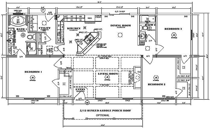 Custom ranch floor plans 28 images gorgeous custom for Custom ranch house plans